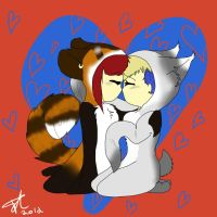 .:I think I love you better now:. by Shadyyayay