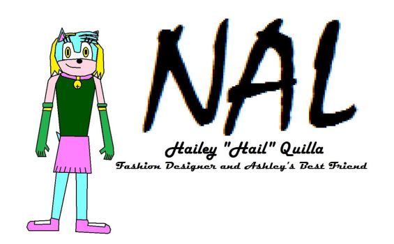 Hailey Quilla in NAL by thieviusracoonus