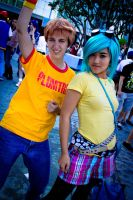 Scott and Ramona 02 by bishounenizer