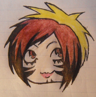 Dahvie by TheLineArtist