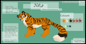 NaLa ref-sheet 2009-10 by NaLa-aka-Umka