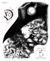 Vampire Hunter D by finistina