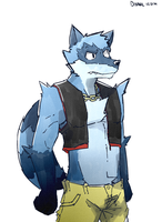 Clothes- Glenn by WolfieDrake