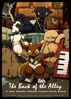 The Back Of The Alley Band by o-kemono