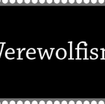 Werewolfism  is not a sexual fetish (stamp) by cyngawolf