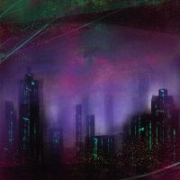 City of Madness by noiselessness