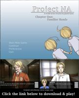 Project NA Ch.1 - Hetalia VN by GeminiStar