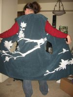 Kagetoki applique done - back by setralynn