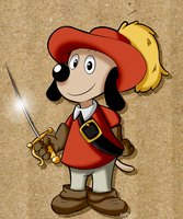 Dogtanian!! by HamtaroFlower