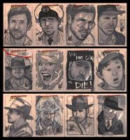 Yet More Indy Cards by AdamHughes