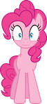 Pinkie Pie Nervousmile by Jeatz-Axl