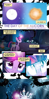 The Day of The Alicorn Comic by PixelKitties