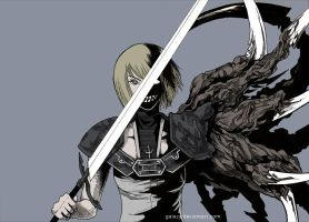 Claymore by galazy