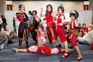 ATLA Fire Nation (CONVENTION) by christinegutierrez