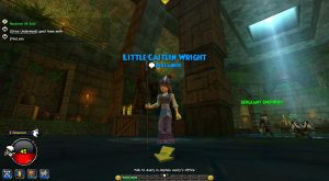 My Pirate101 Character by Angelicsweetheart