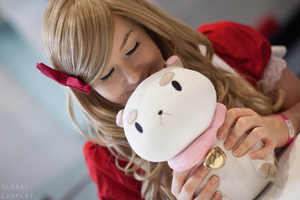Bee and Puppycat with Global Cosplay 2 by Samii-Doll
