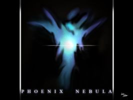 Phoenix Nebula by powerpointer