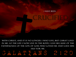 Crucifed by Christsaves