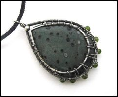 jasper jade necklace by annie-jewelry