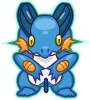 Summer 10_14 Swampert by PiNkOpHiLiC