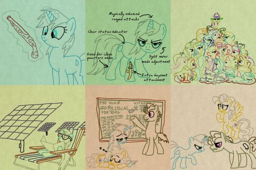 Third four Tumblr pics (plus two) by JustMoth