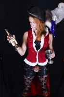 Steam Punk Pirate Why is the Rum Gone? 3 by emodicon