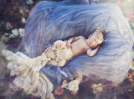 The little Mermaid by melinahollway