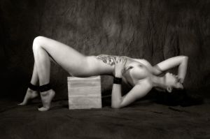 Nude on a Box 2 by ducati916rules