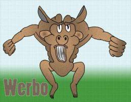 Werbo by neromike