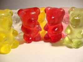 We are the Gummi Bears by F1Musa
