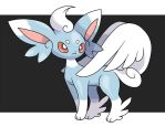 eeveelution fakemon by fer-gon