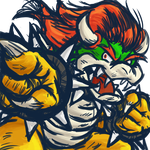 Bowser by runde
