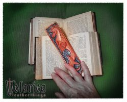 Fantasy bookmark - for SALE by Madenn
