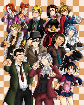 Objection! by TheHaxMan
