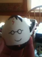 Harry Potter Egg by whos-the-lemon-now-4