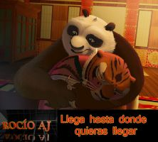 I am here with you by Rocio-Aj