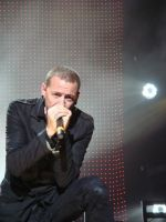 Linkin Park : Chester 3 by lolzcamera