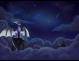 Once Upon A Dream :Gift: by Draiconeon