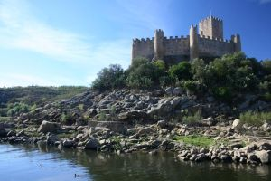 Places - Castle + River 2 by Stock-gallery