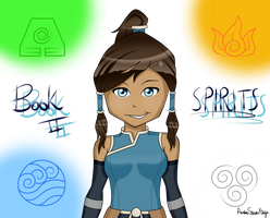 Legend of Korra - Book Two! by RandomSilentNinja