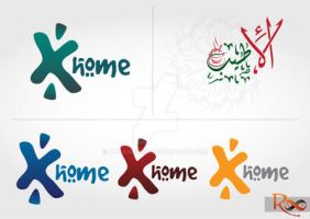 Xhome for interior design Co. by rananaguib