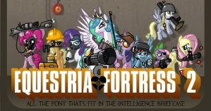 Equestria Fortress by Don-ko