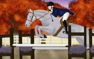 Annabelle: Derby Days 3'6 OF by crazykate1
