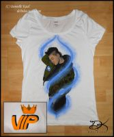 T-Shirt: TaeYang by Delinlea