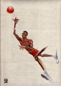 Pippen by A-BB