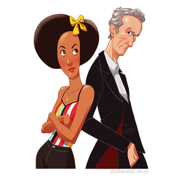 Doctor and Bill by pungang
