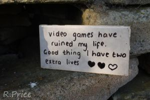 The Benefits Of Video Games by Rhiallom
