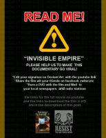 INVISIBLE EMPIRE by A78