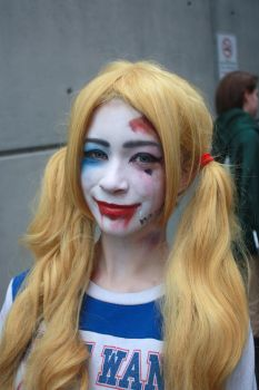 (Suicide Squad) Harley Quinn Cosplay by tetsuogz