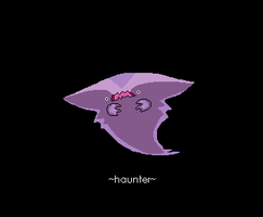 Haunter 093 by juenavei